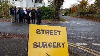 Heatpipe Street Surgery in Sandfield Road