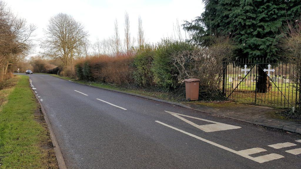 Elsfield Road, Old Marston