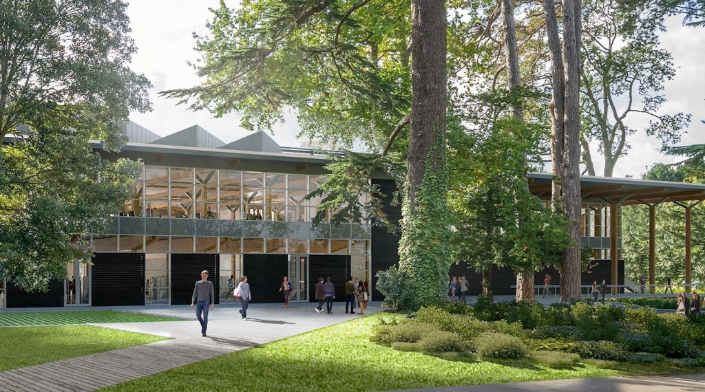 New Faculty Building replacing Helena Kennedy
